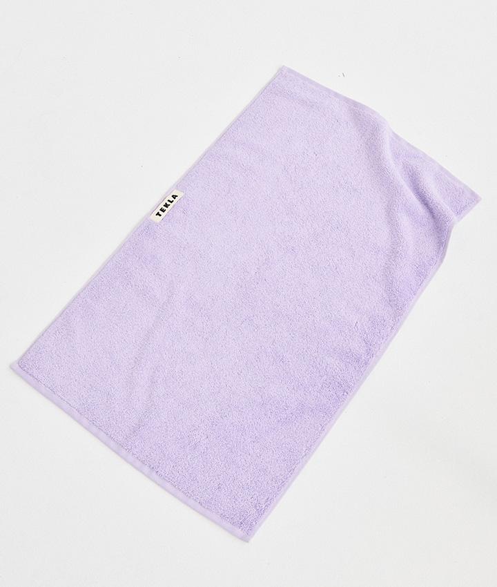 Tekla Organic Terry Towel - Lavender