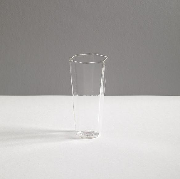 R+D Lab Nini Bevanda Glass Clear