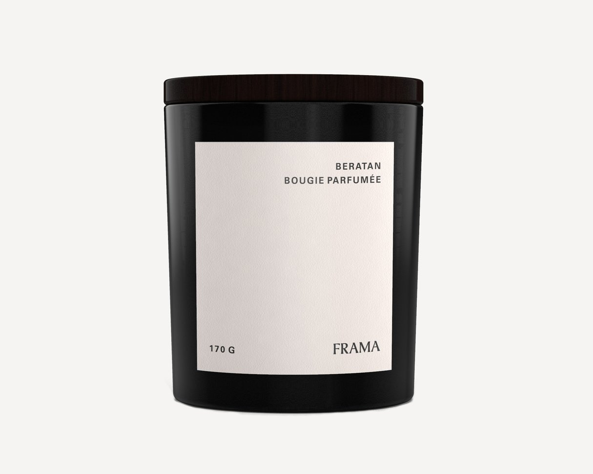 Frama Beratan Scented Candle 170 g