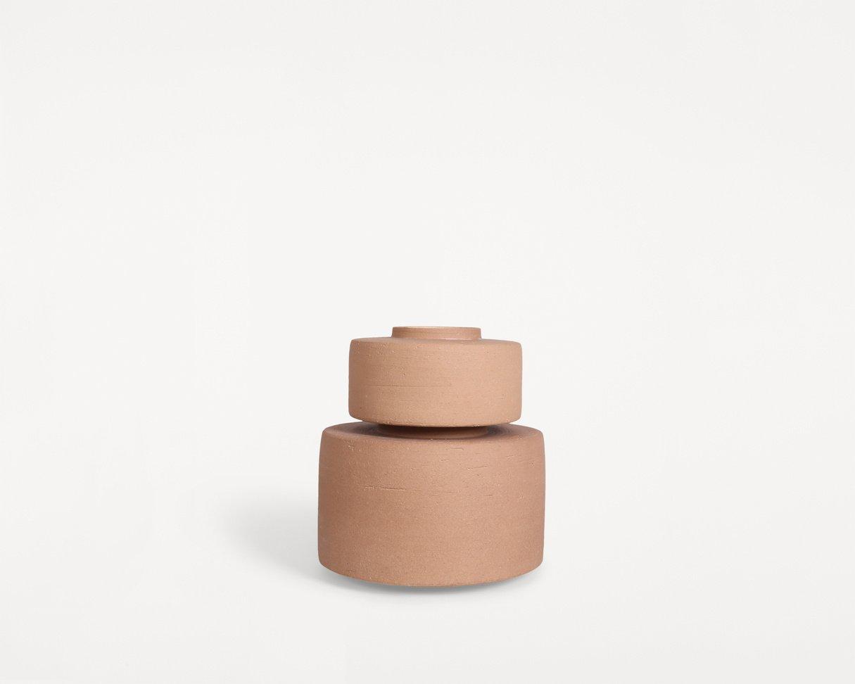 Frama Platform Vase / Terra Sand / large