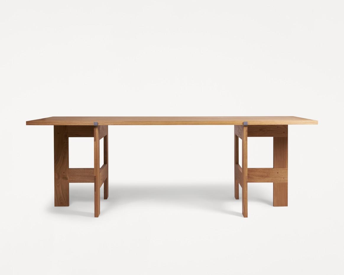 Frama Farmhouse Table - Planks - L220