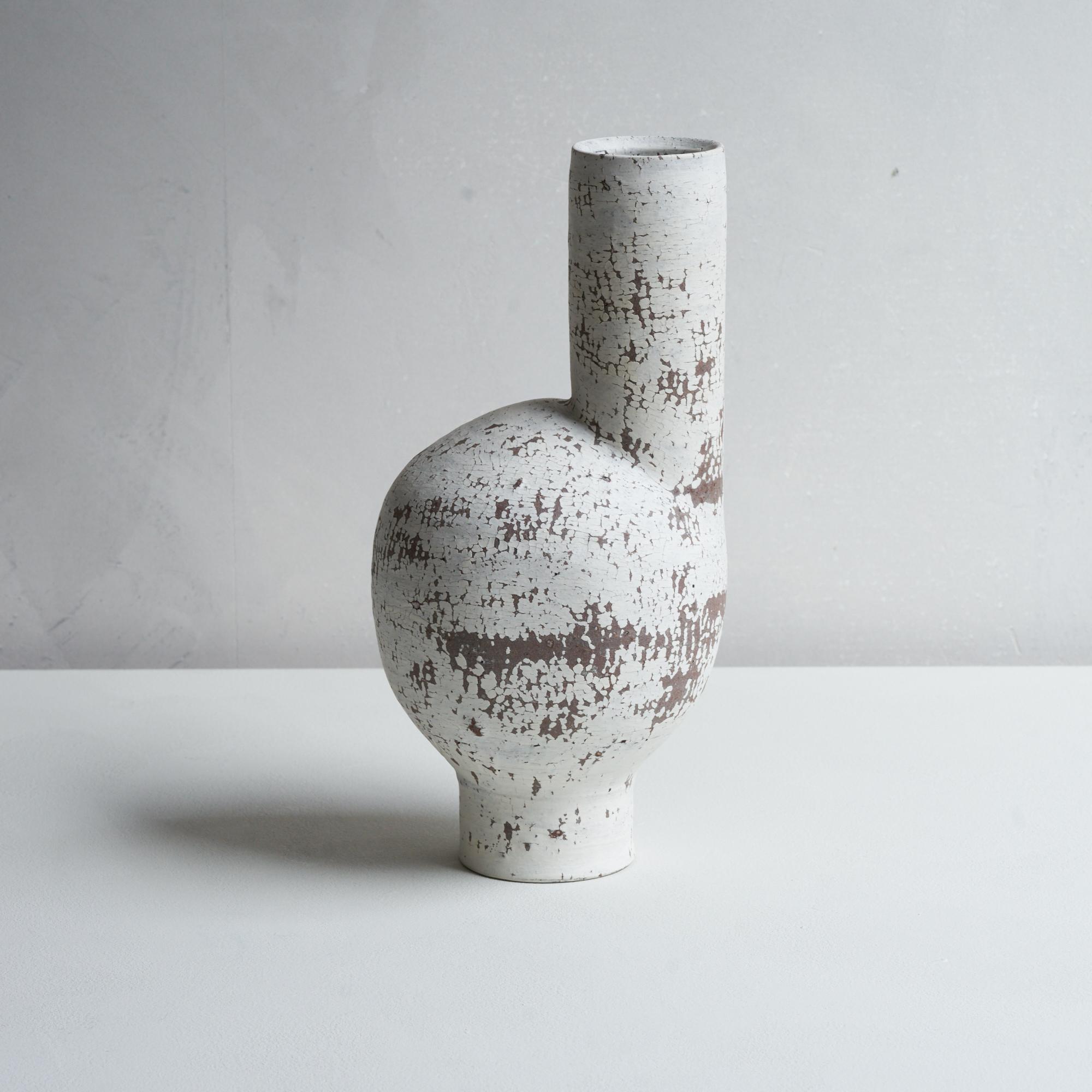 Matthias Kaiser Cracked Sliped Wayward Vase