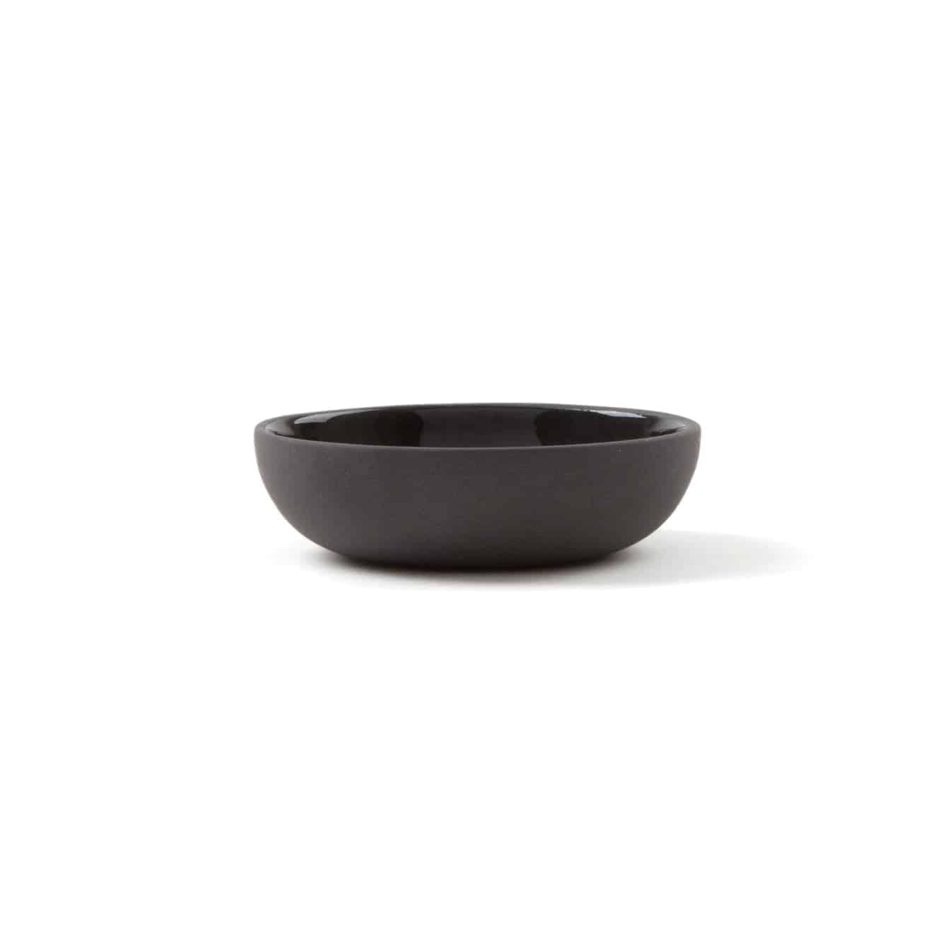 Another Country Pottery Series Pinch Pot Black