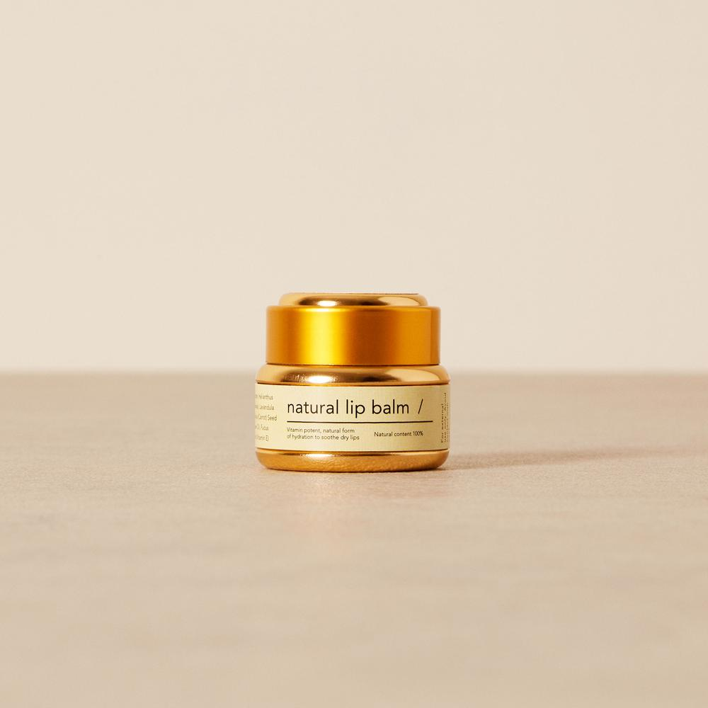 Haeckels Natural Lip Balm
