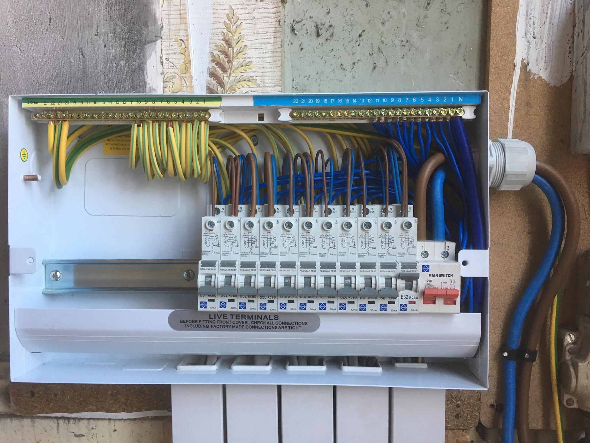 PBW Electrics Ltd