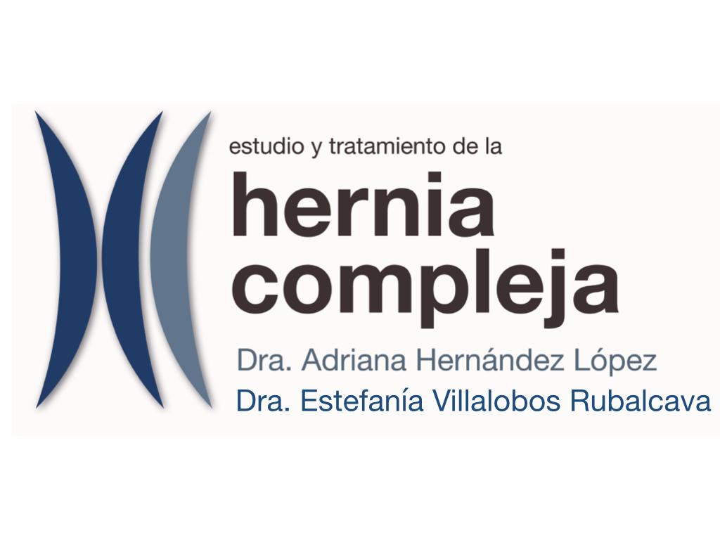 Estudo y tratamiento de la HERNIA COMPLEJA
