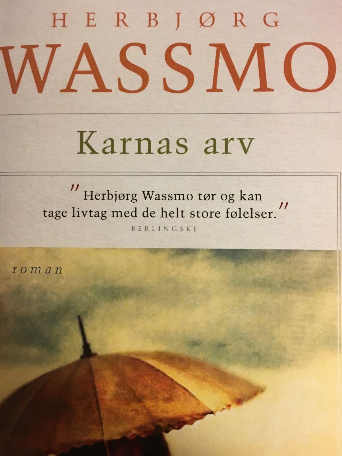Karnas arv af Herbjørg Wassmo