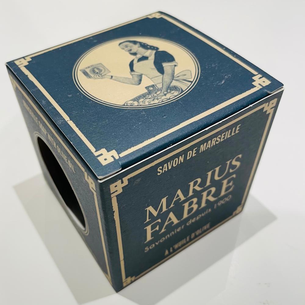 Marseilletvål, kub 400 g