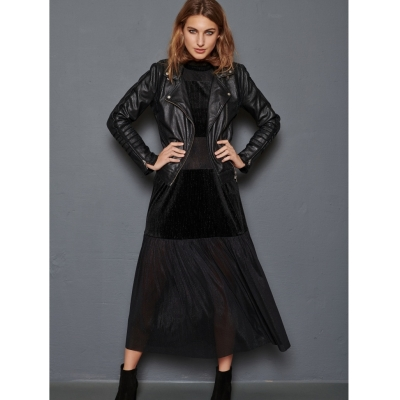 Leather Jacket short Summer