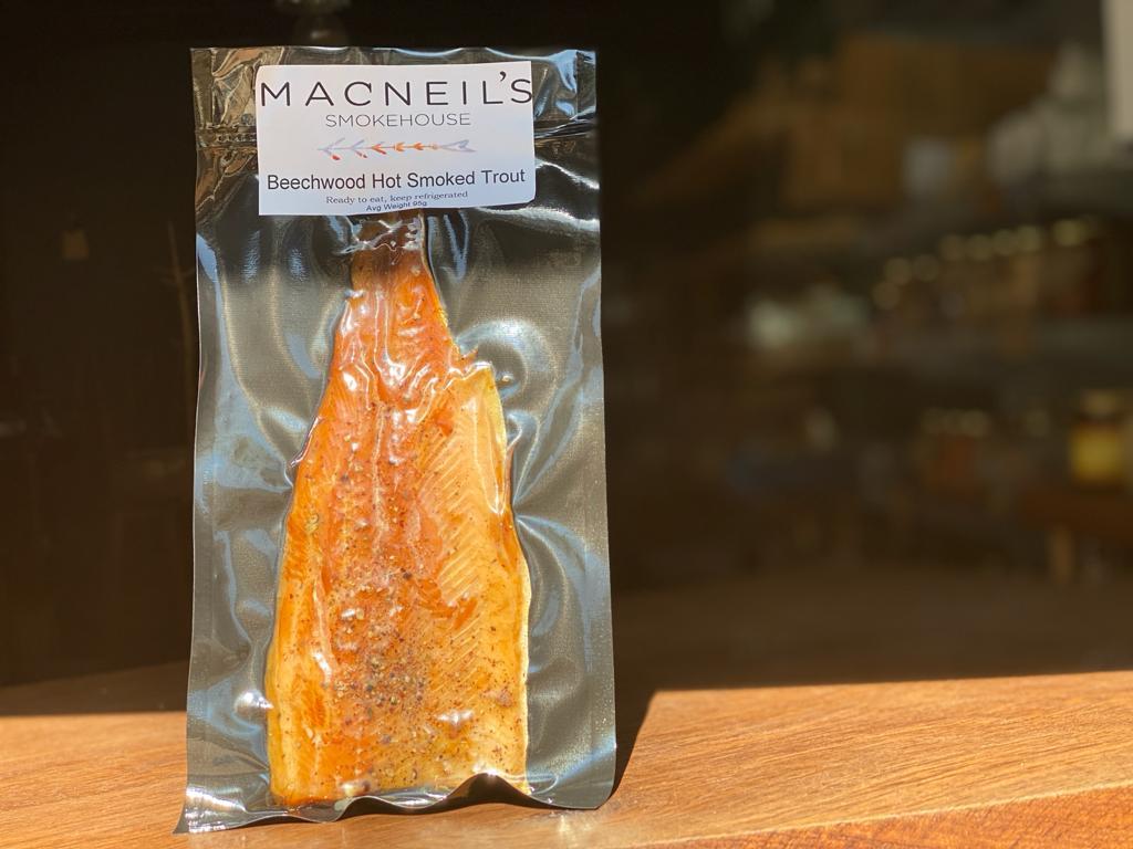 Macneil's Smokehouse - Hot Smoked Trout