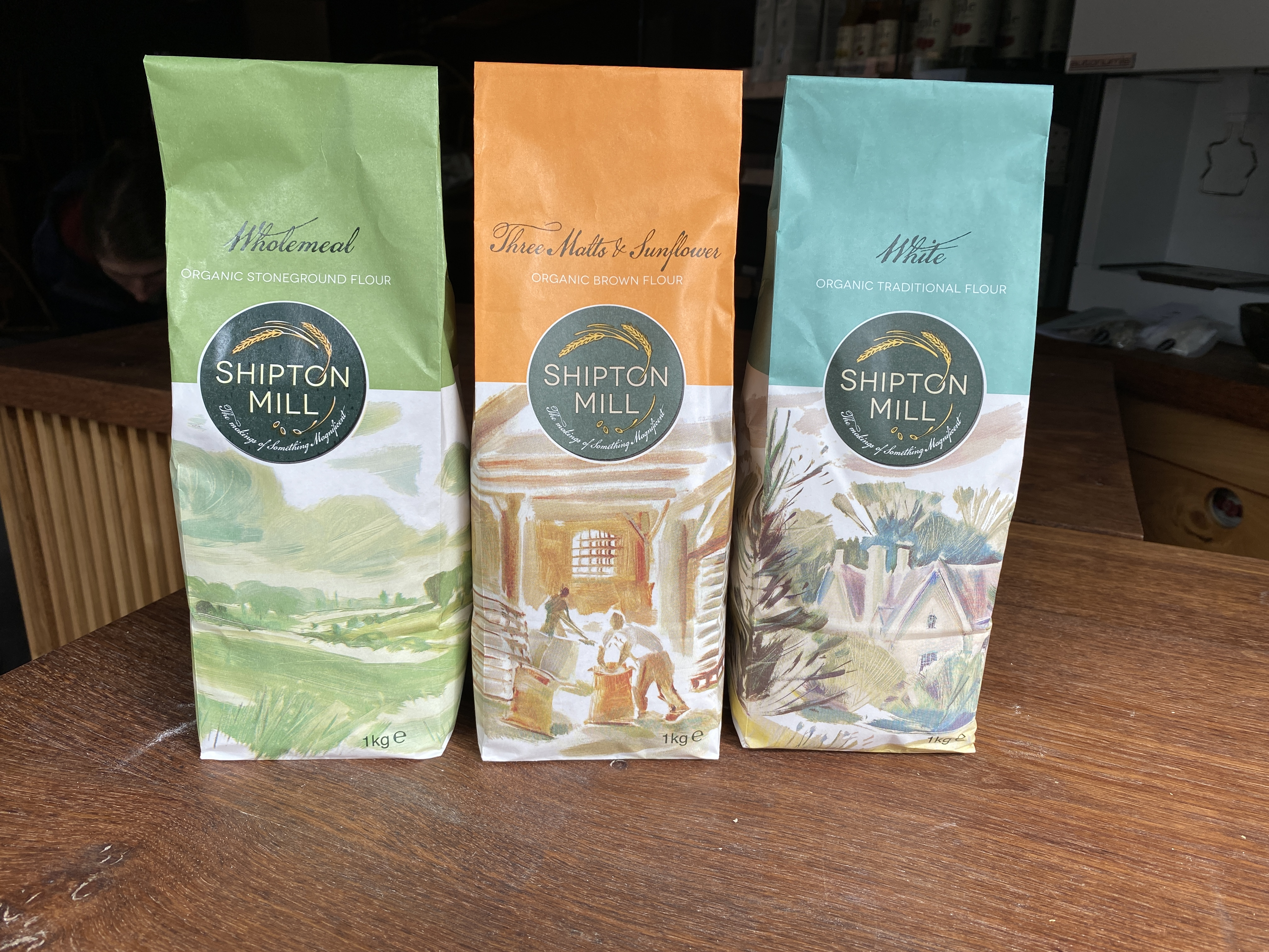 Shipton Mill - Flour