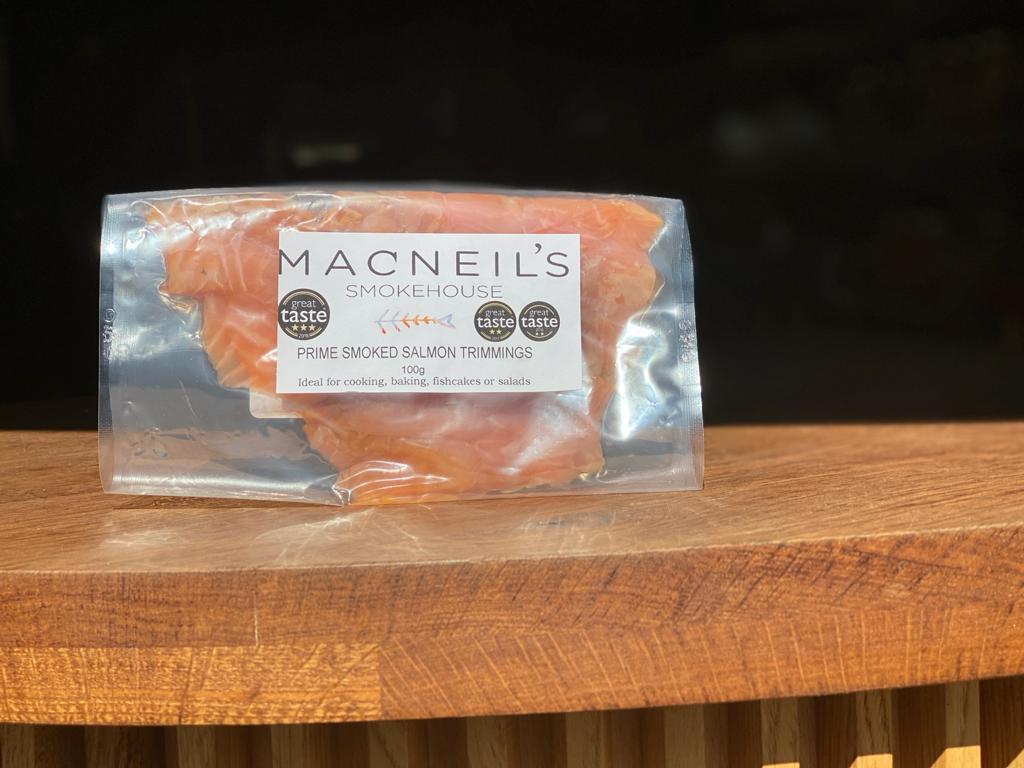 Macneil's Smokehouse - Smoked Salmon Trimmings