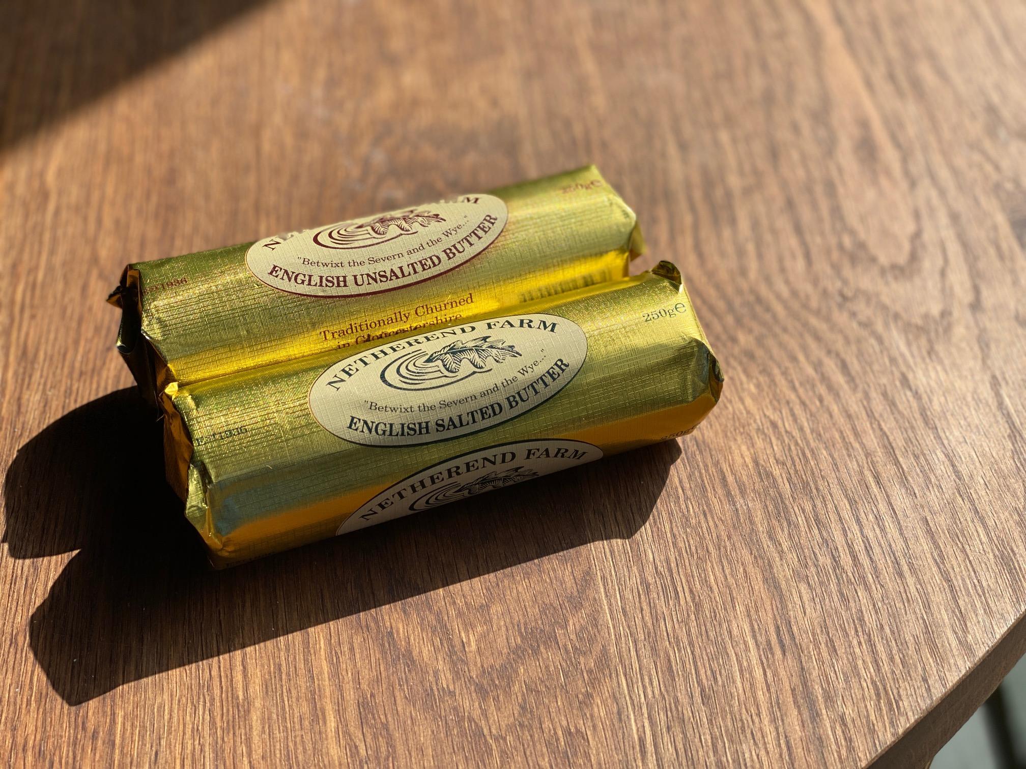 Netherend Farm - Butter