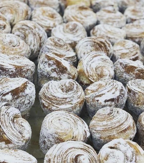 Cinnamon Bun - FRIDAY ONLY