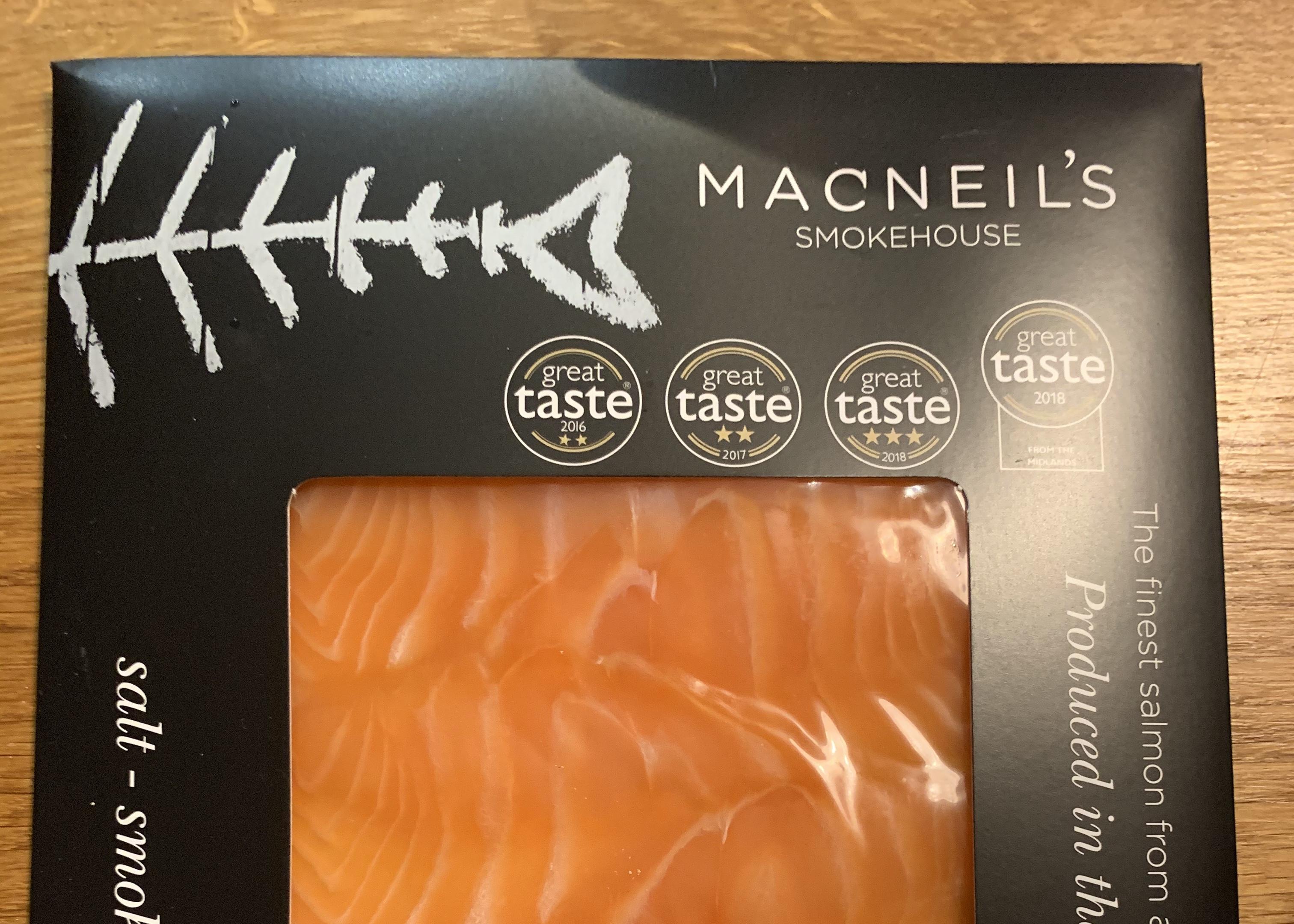 Macneil's Smokehouse - Smoked Salmon