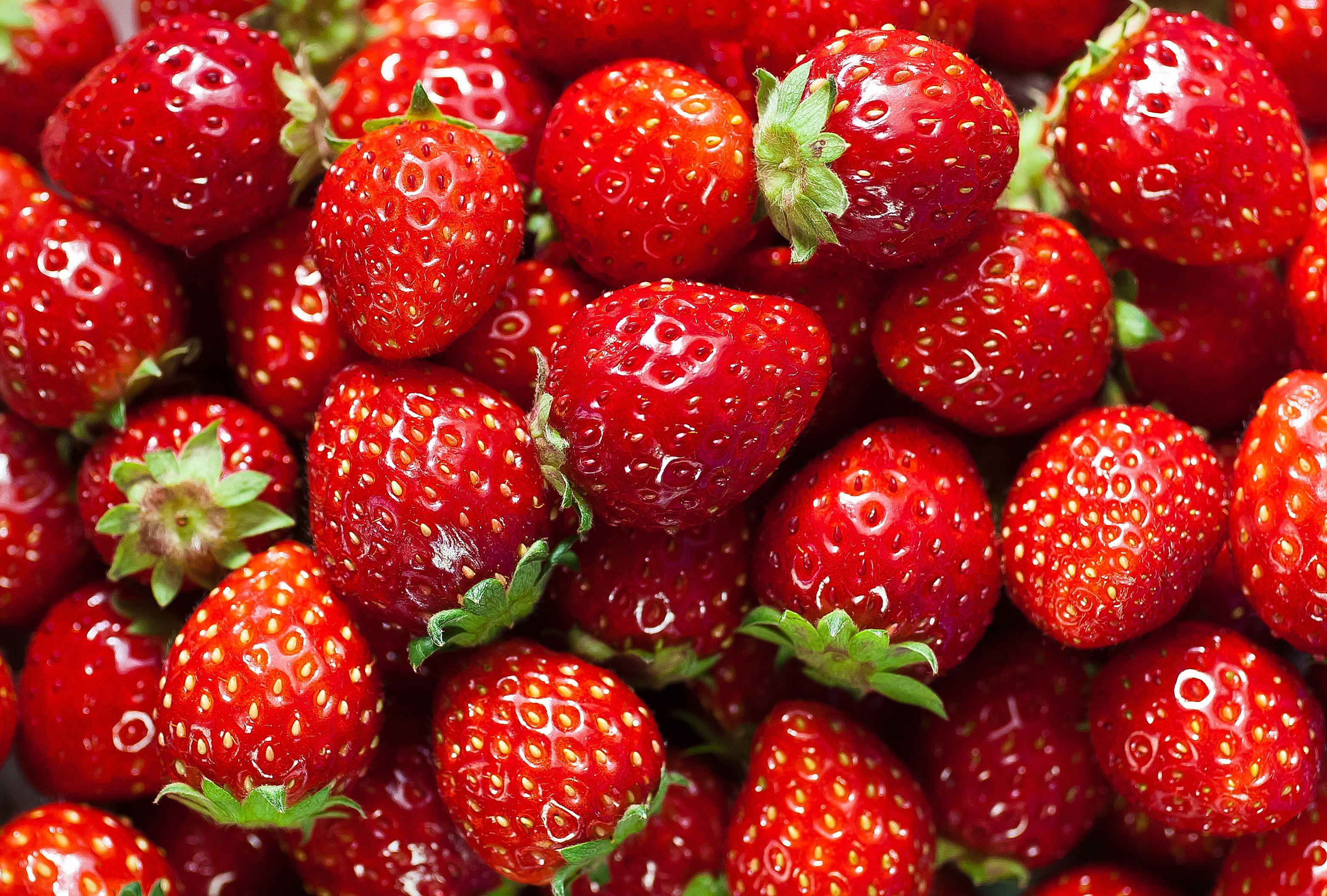 Strawberry Stop - Strawberries (400g)