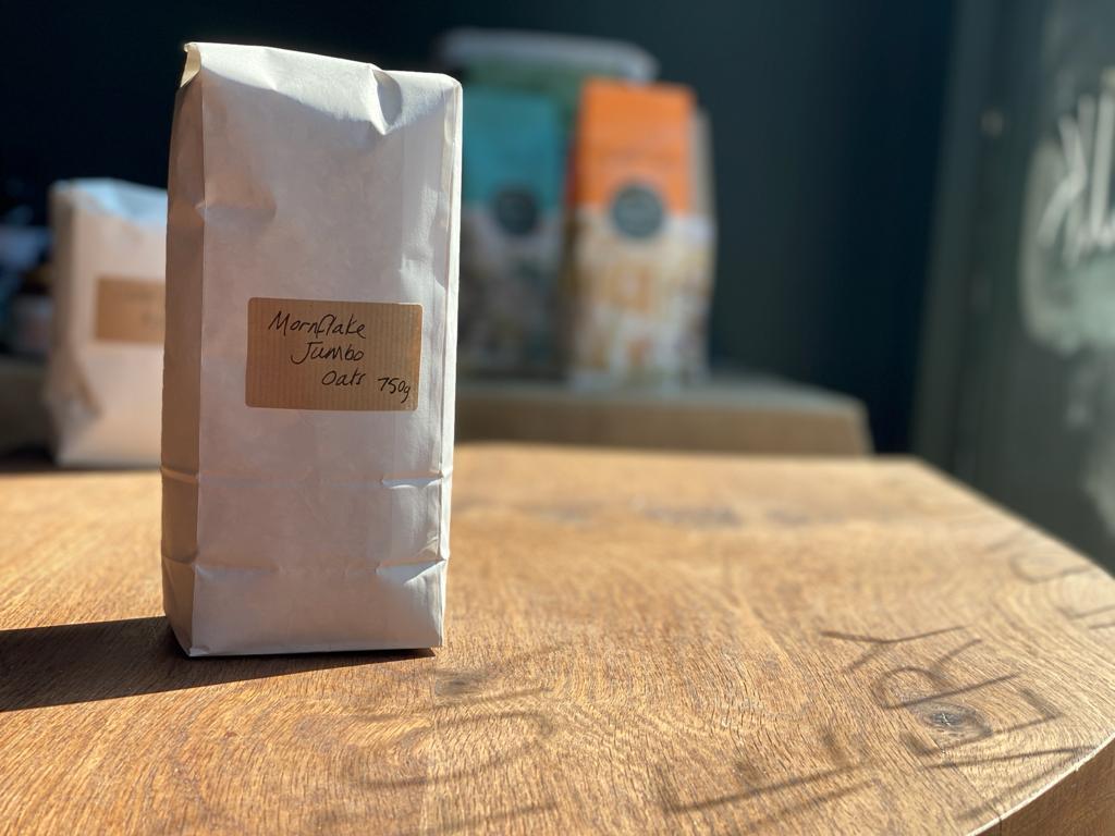 Mornflake - Whole Jumbo Porridge Oats (750g)