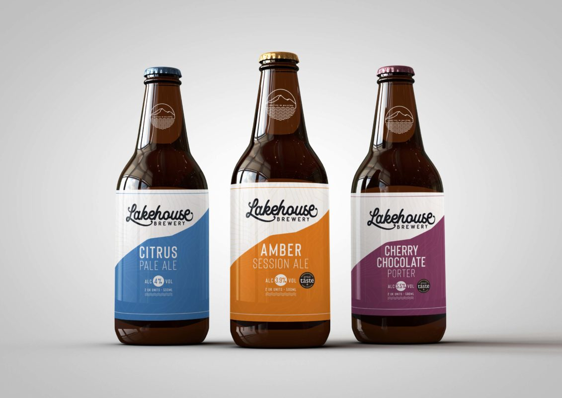 Lakehouse Brewery - Ale, Porter & Lager