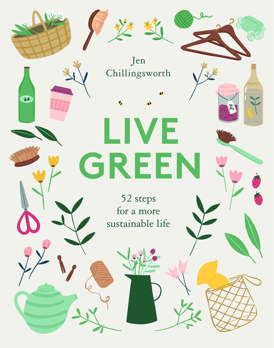 Live Green - Jen Chillingsworth