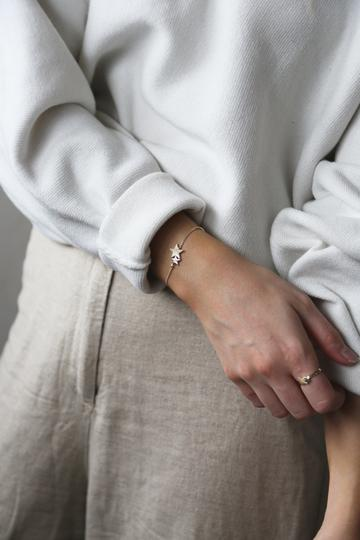 Tutti Bracelet Starlight Double Star - Gold
