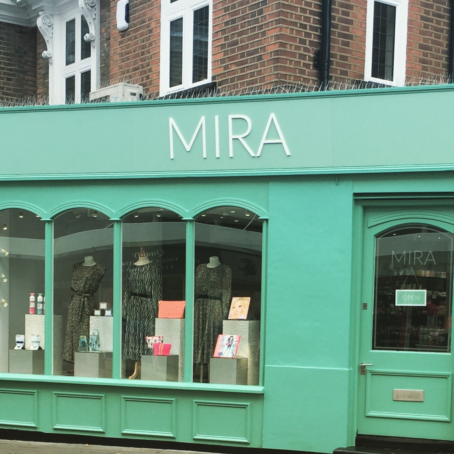 MIRA RETAIL LIMITED