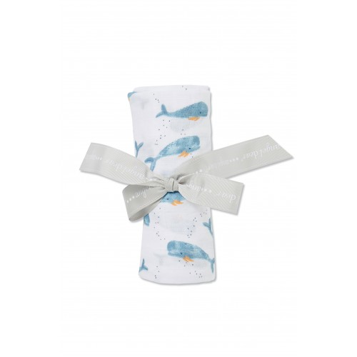 Angel Dear Swaddle - Baby Whale