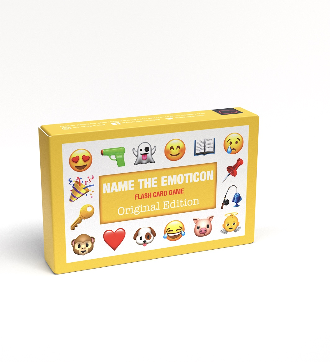 Name The Emoticon Game - Original