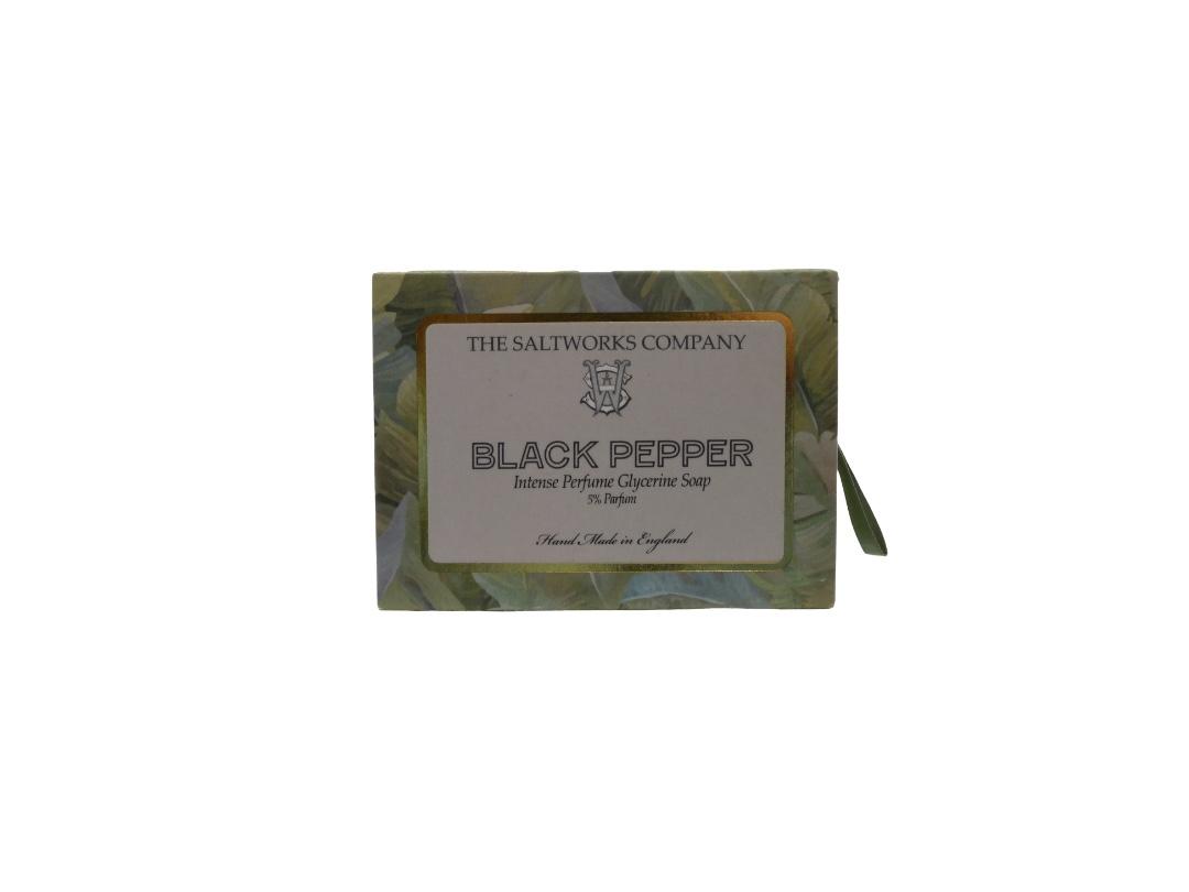 Saltworks Soap - Black Pepper