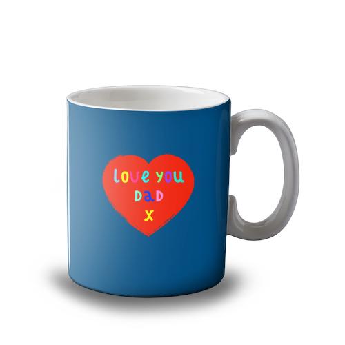 Mug - Love You Dad