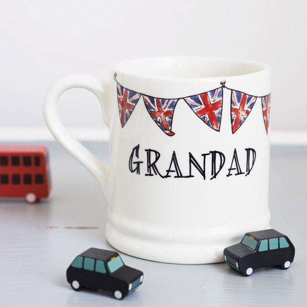 Mug Sweet William - Grandad