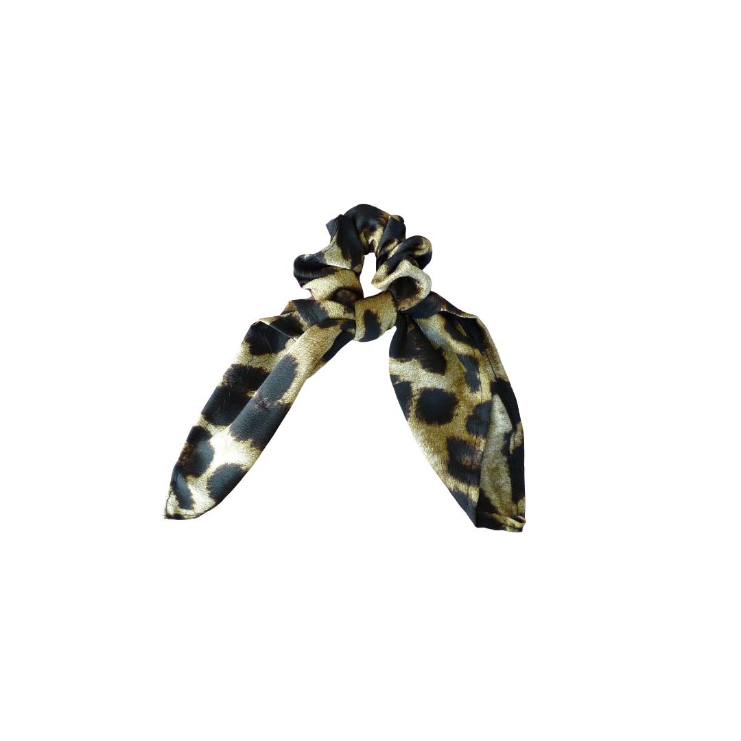 Hair Scrunchie - Animal Print Eb&Ive