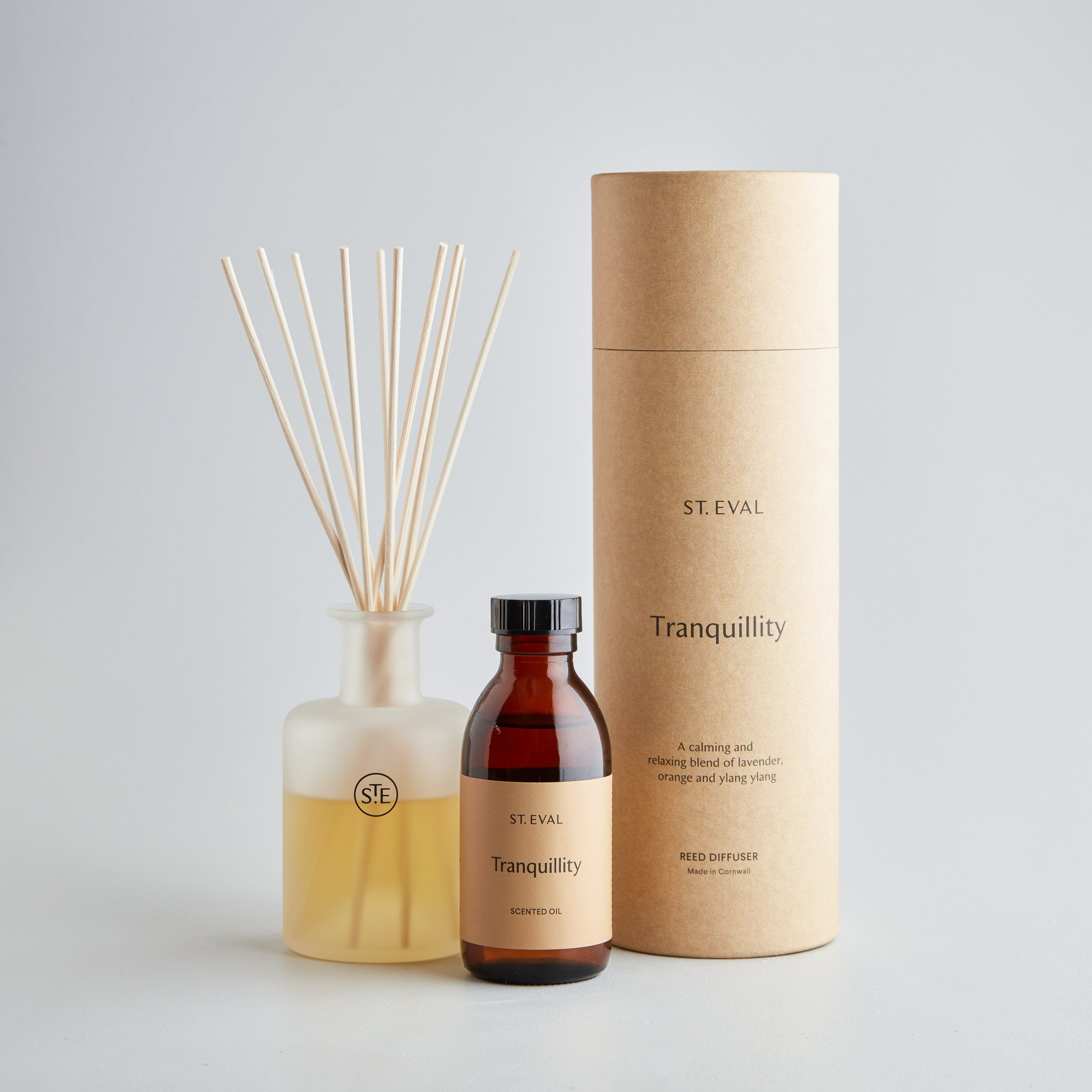 St Eval Reed Diffuser - Tranquility