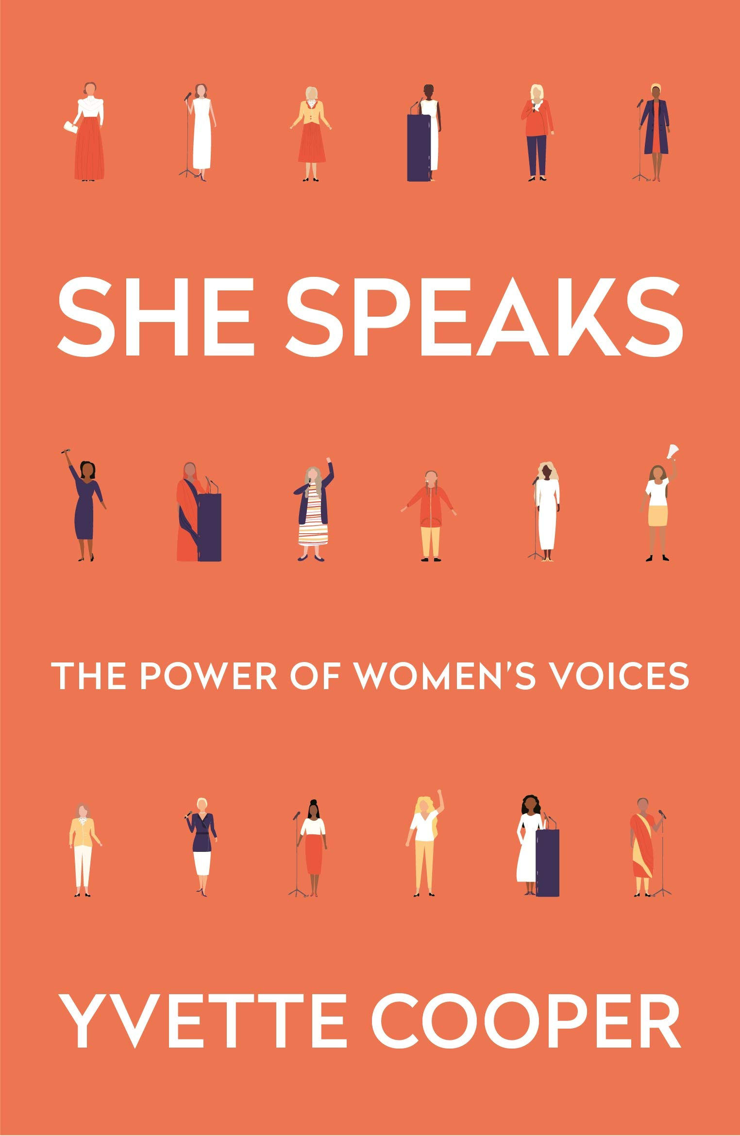 She Speaks - Yvette Cooper