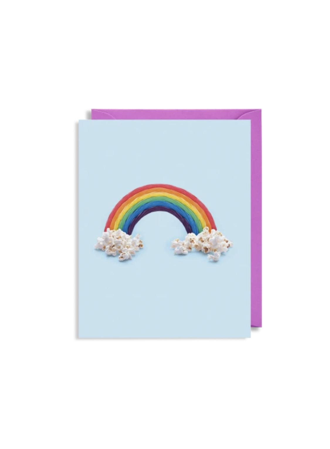 Card Thinking of You Lagom Mini Card - Rainbow 4537