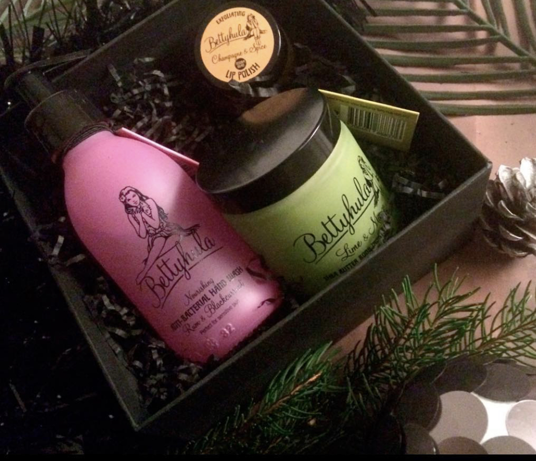 Betty Hula Gift Box - Select Your Own Products - Minimum Spend £20 on Betty Hula Products