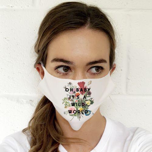 #bestdadever Face Covering