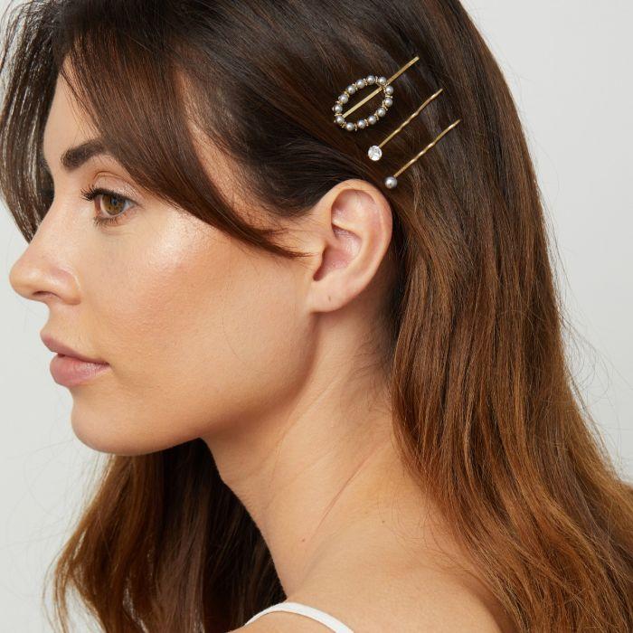 Ashiana Hair Clips - Alice 5811