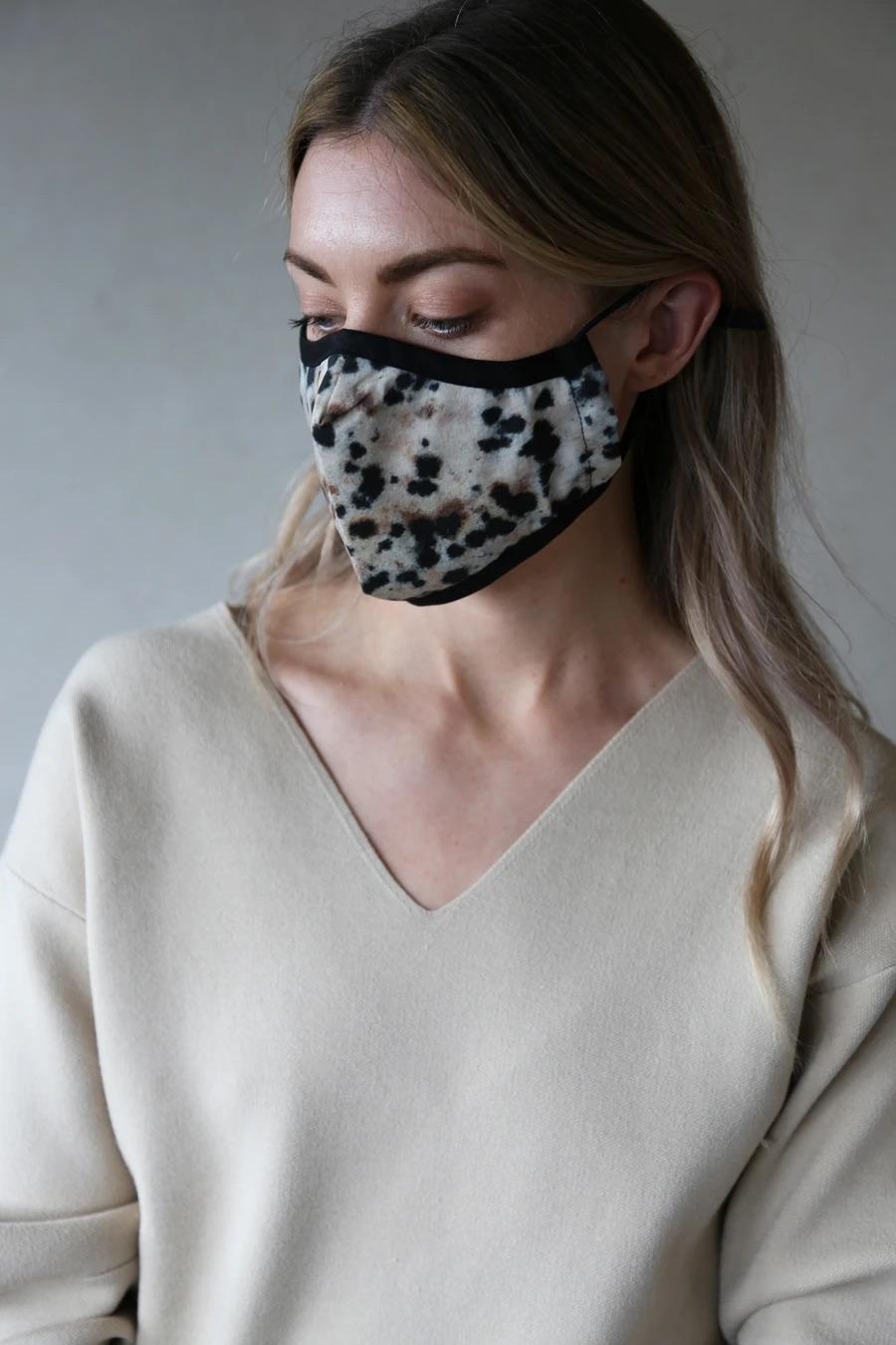Face Mask - Tutti Jaspar Organic Cotton