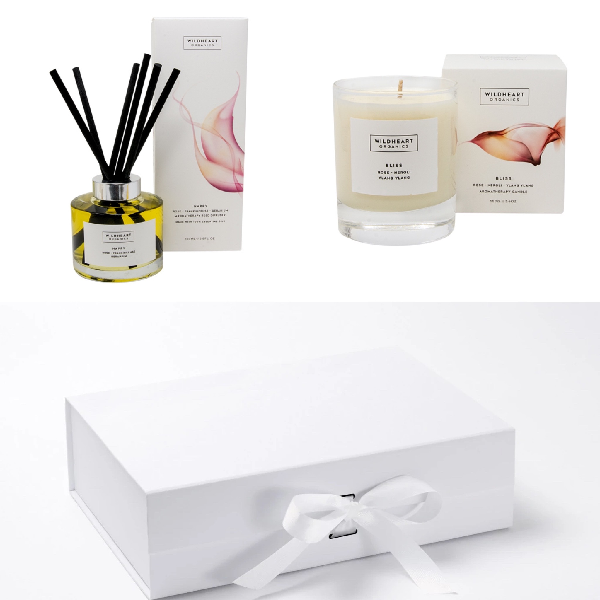 Wildheart Organics Gift Box - Select Your Own Products - Minimum Spend £45