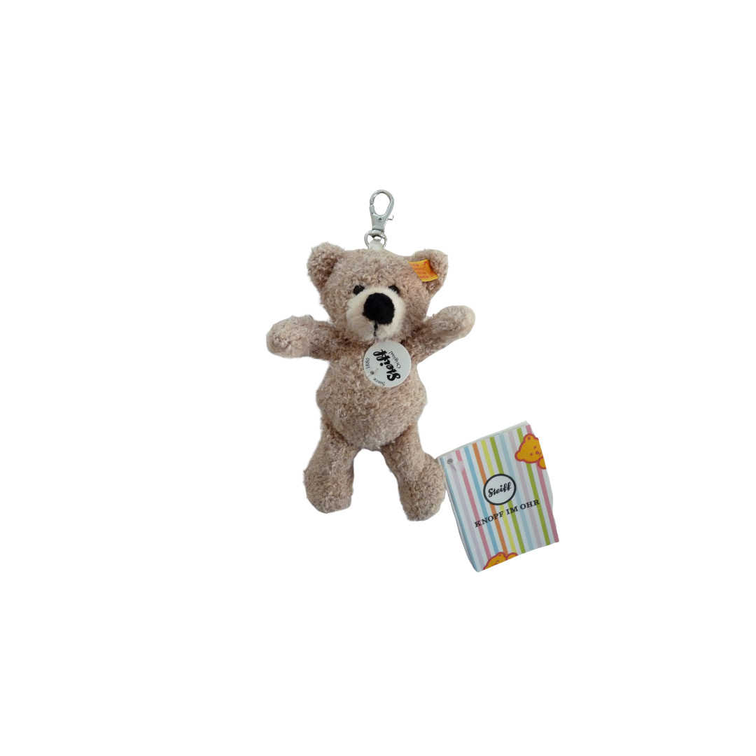Steiff Teddy Bear - Key Charm Fynn Golden