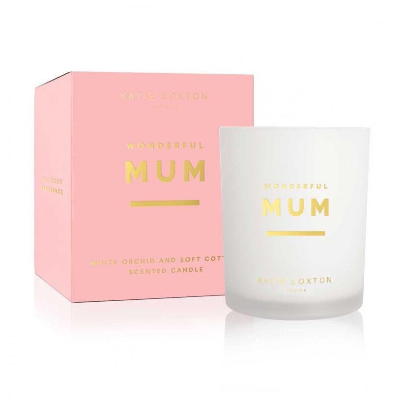 Katie Loxton Candle - NEW Wonderful Mum