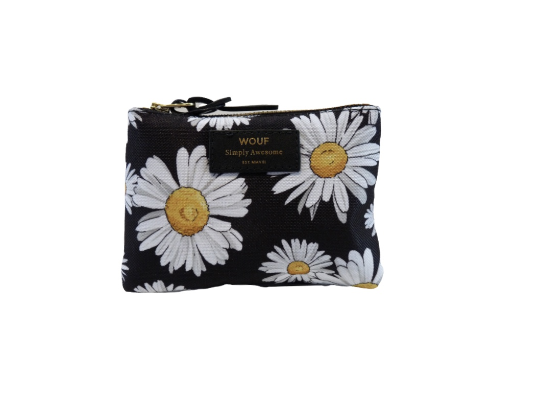 Wouf Pouch - Daisy Small