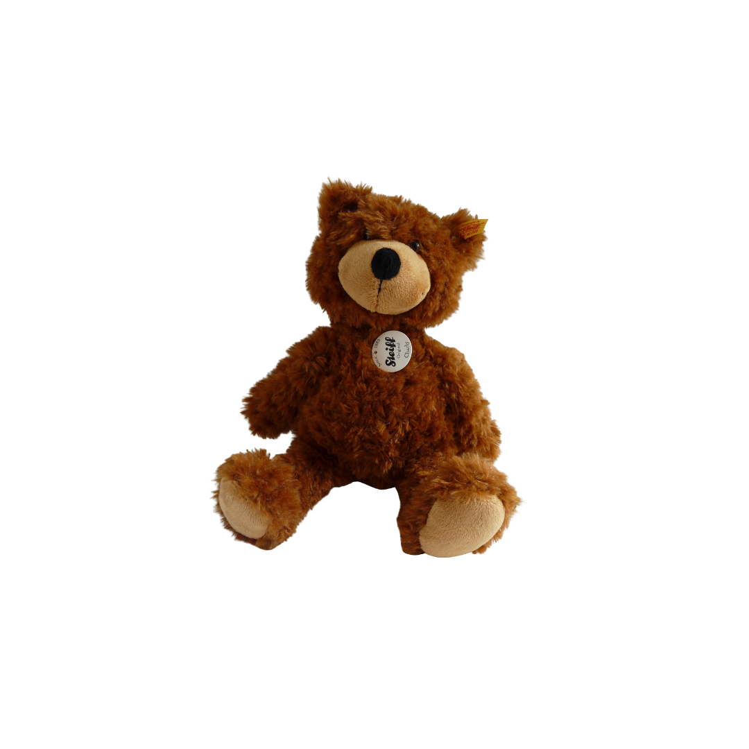Steiff Teddy Bear - Charly Caramel Brown30cm