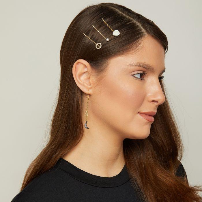 Ashiana Hair Clips - Yasmin 5810