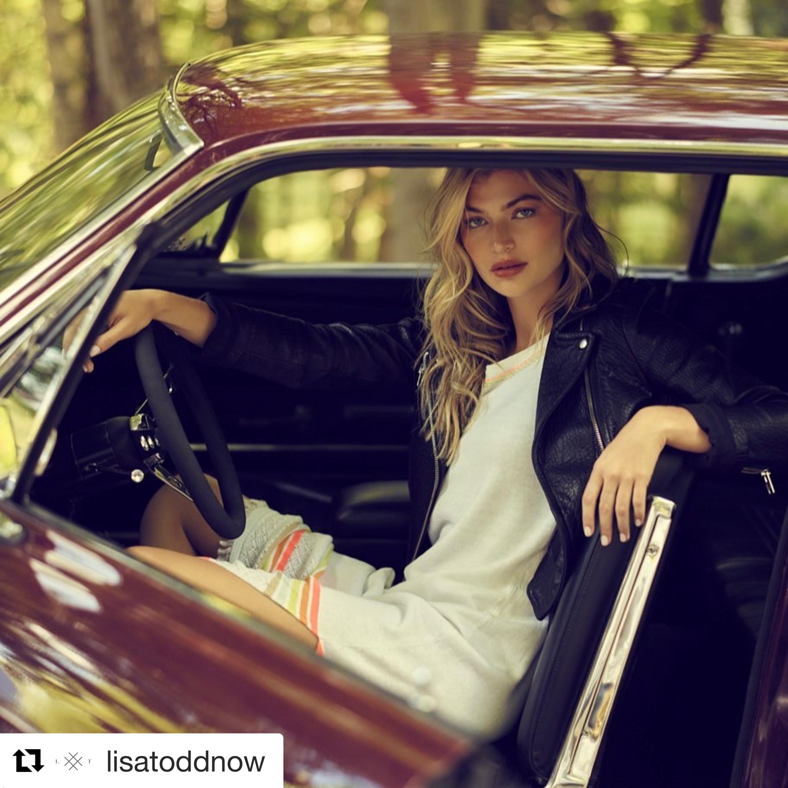 Lisa Todd Dress - Riviera Sunny Combo