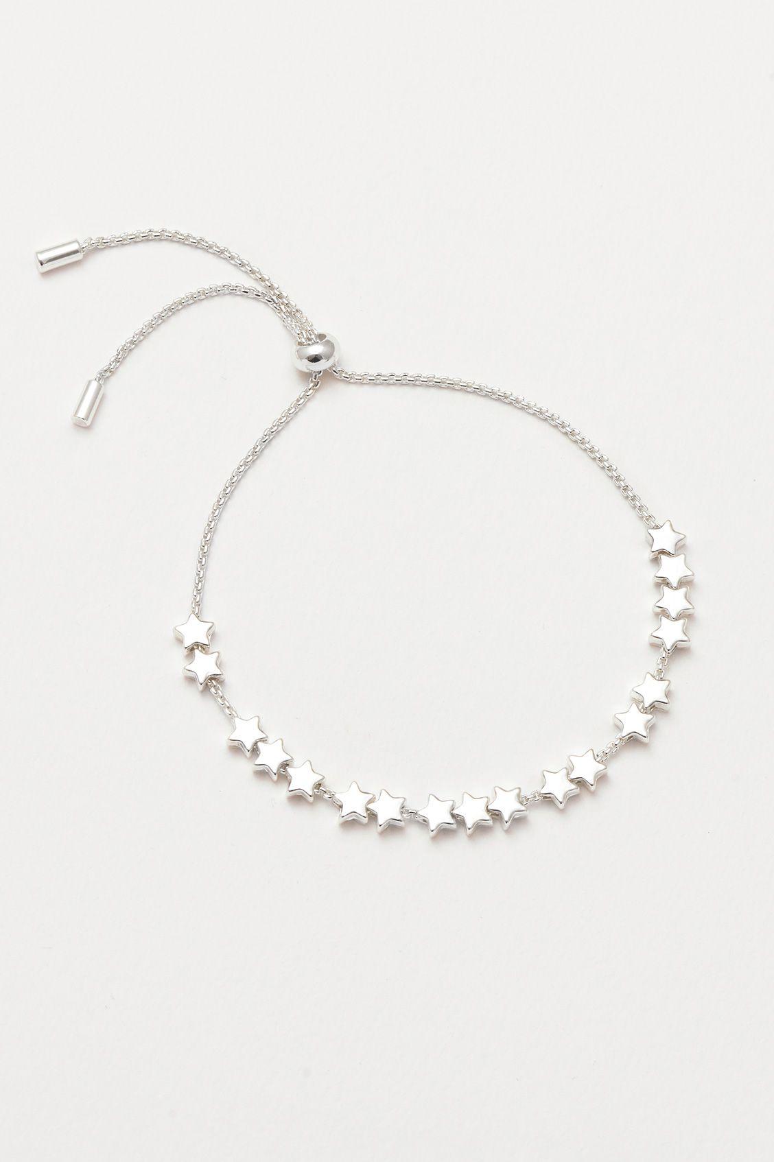 Estella Bartlett Bracelet - Stars So Bright Silver