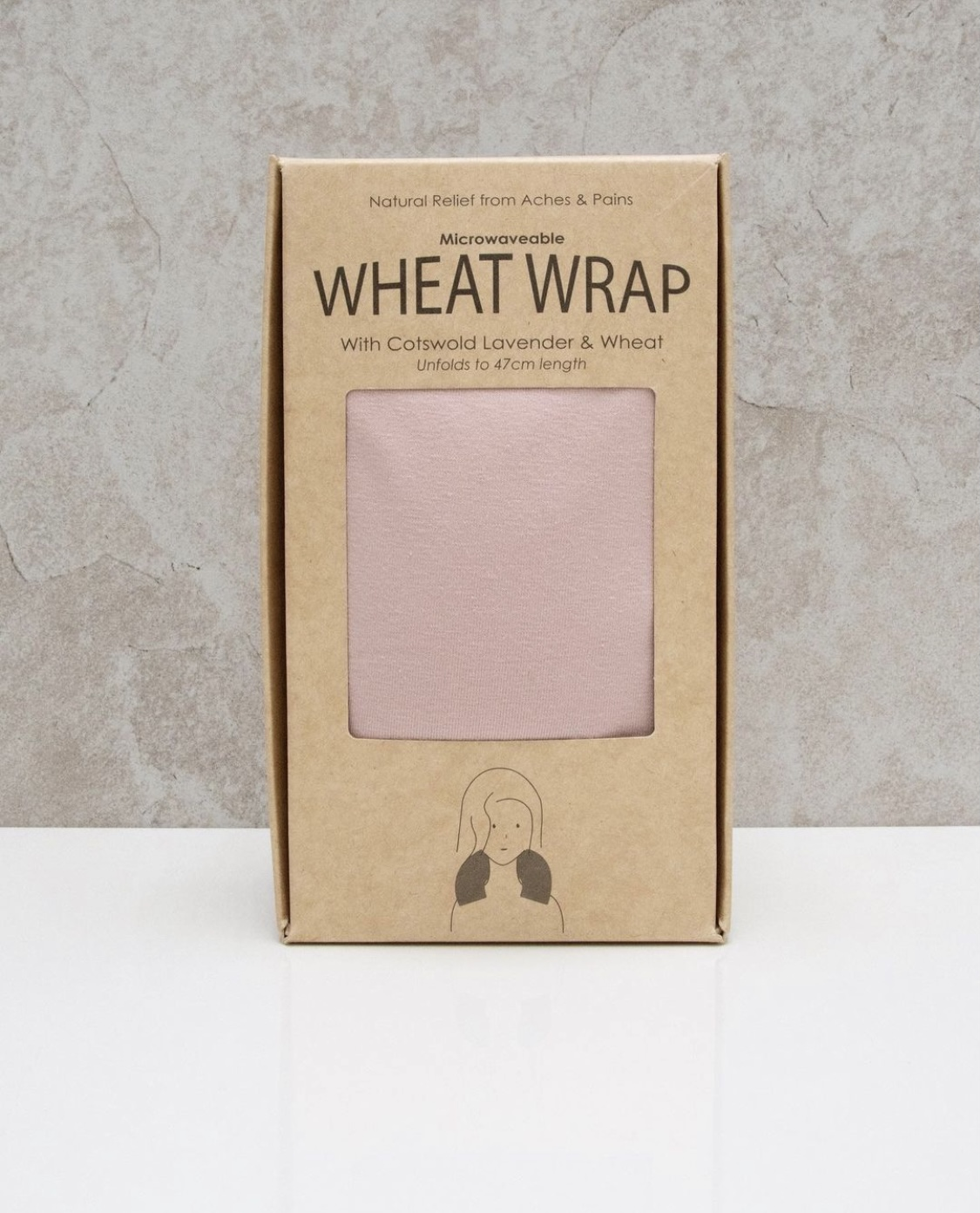 Wheat Wrap - Microwaveable Heat Wrap