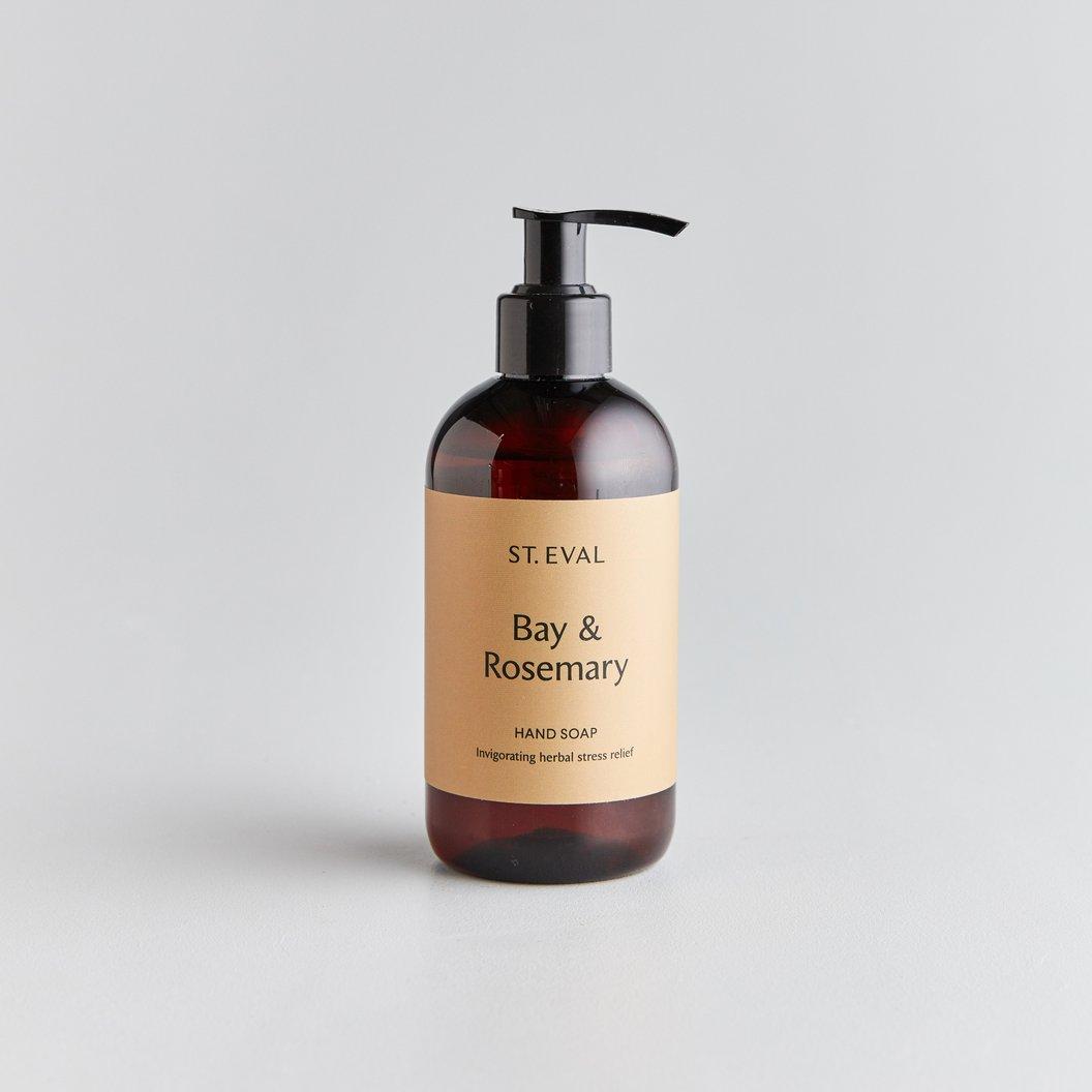 St Eval Hand Liquid Soap - Bay & Rosemary