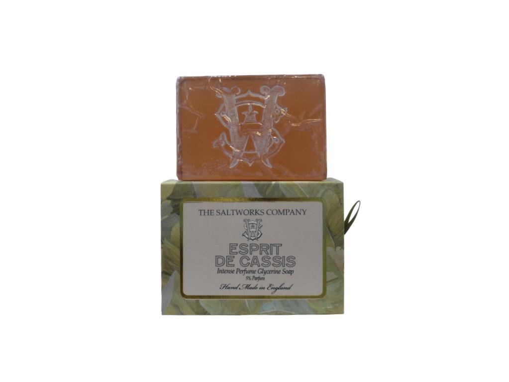 Saltworks Soap - Esprit De Cassis