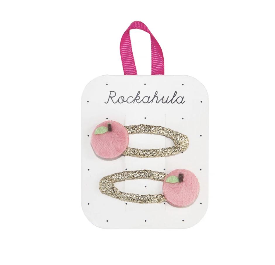 Rockahula Feelin' Peachy Hair Clips